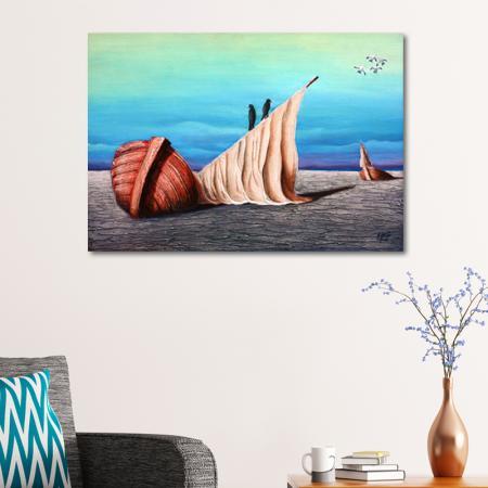 Denizi Bekleyen Gemi resim2