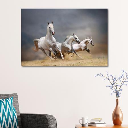 Koşan Kır Atlar resim2