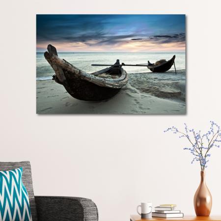 Kumsaldaki Tekneler resim2