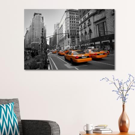 New York ve Taksiler resim2
