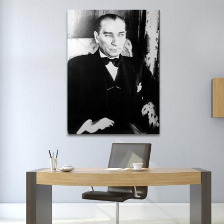Papyonlu Atatürk Tablosu resim2