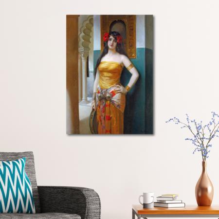 An Arab Beauty resim2
