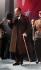 Atatürk Meclisten Çıkarken k0