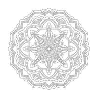 Çiçek Desenli Boyanabilir Kanvas Tablo - CM-042