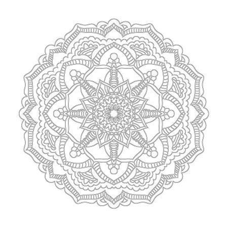 Çiçek Desenli Boyanabilir Kanvas Tablo resim