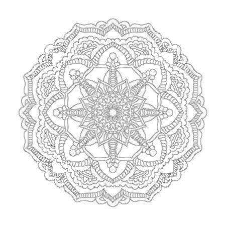 Çiçek Desenli Boyanabilir Kanvas Tablo 0