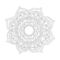 Çiçek Desenli Boyanabilir Kanvas Tablo - CM-051