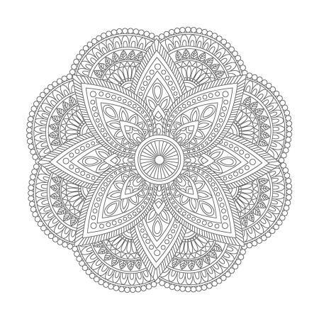 Çiçekli Desenli Boyama Tablo resim