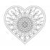 Kalp Desenli Boyanabilir Tablo k0