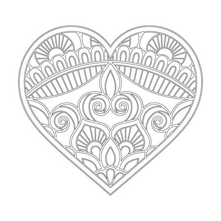 (Yeni) Kalp Resmi Boyama