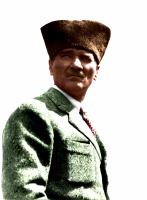 Kalpaklı Atatürk - ATA-C-096