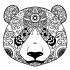Pandalı Boyama Tablo k0