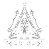 Soyut Desenli Mandala Tablosu - CM-043