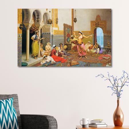 The Harem Dance resim2