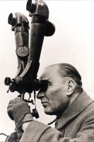Atatürk Dürbün Başında - ATA-C-061