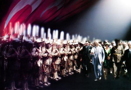 Atatürk Geçit Töreni resim