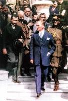 Atatürk Haydarpaşa Garı Tablosu - ATA-C-081