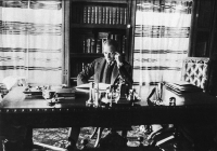 Atatürk Kitap Okurken - 2 - ATA-C-035