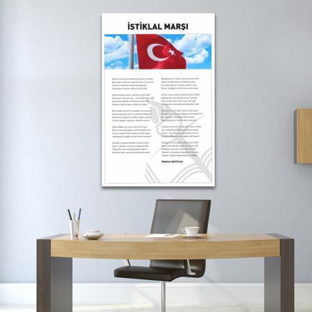 Atatürk Köşesi - İstiklal Marşı resim2
