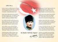 Atatürk Köşesi - İstiklal Marşı - ATA-C-149