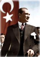 Atatürk Renkli - ATA-C-047