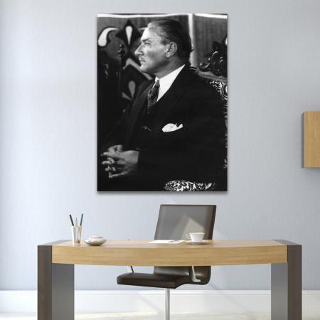 Atatürk Siyah Beyaz resim2