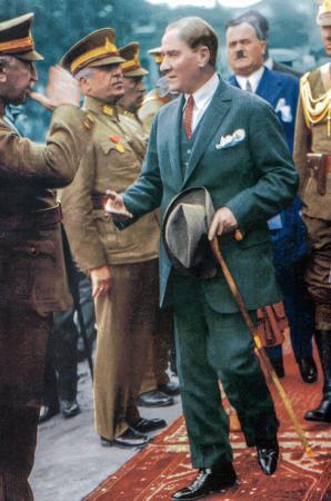 Atatürk Tören Kıtası resim