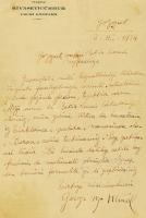 Atatürk'ün El Yazısı - ATA-C-992
