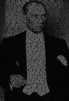 Atatürk'ün Gençliğe Hitabesi Tipografik Tablo - ATA-C-983