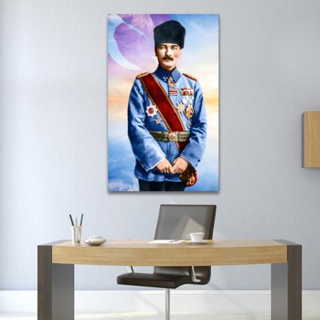 Atatürk Üniformalı resim2
