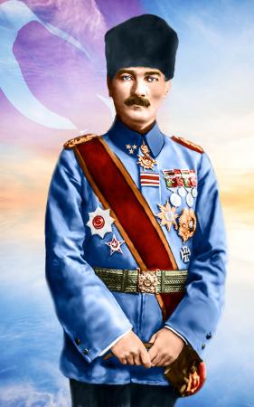 Atatürk Üniformalı 0