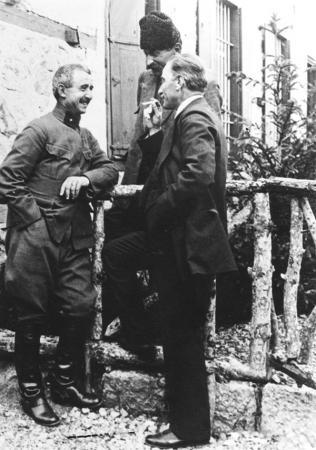 Atatürk ve İsmet İnönü Tablosu resim