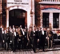 Atatürk ve Meclis - ATA-C-075