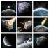 Ay - Patlama - Dünya - Galaksi k0