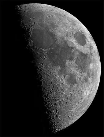 Ay Yüzeyi 0