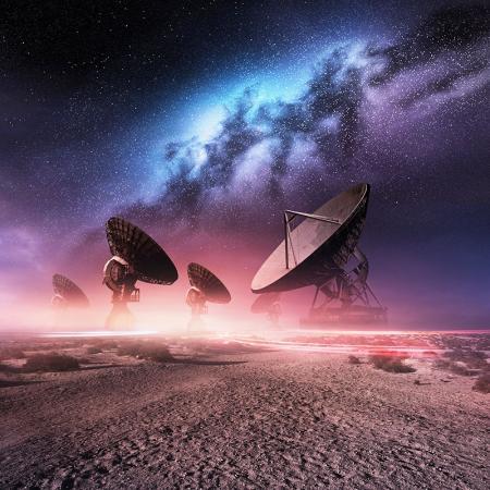 Dış Uzaydan Sesler resim