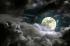 Dolunay Gecesi ve Bulutlar k0