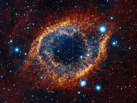 Evrenin Gözü resim