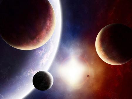 Güneş Sistemi resim
