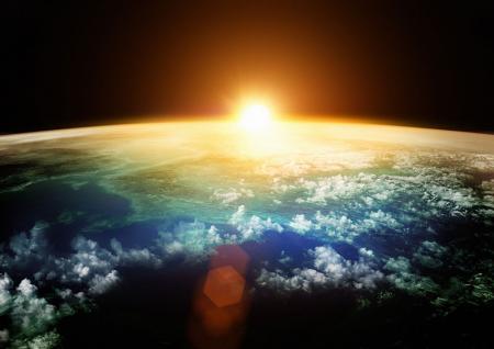 Güneşin Doğuşu resim