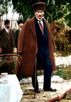 Kalpaklı Atatürk Tablosu - ATA-C-116