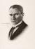 Kara Kalem Atatürk Portresi k0