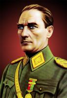 Mareşal Mustafa Kemal Atatürk - ATA-C-098