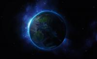 Mavi Dünya Gezegeni - UC-039