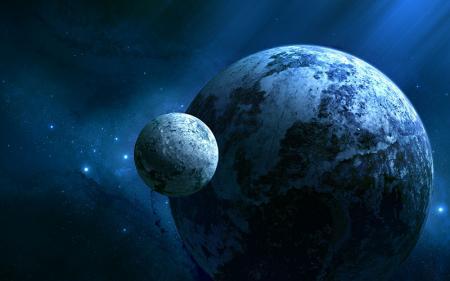 Mavi Gezegenler resim