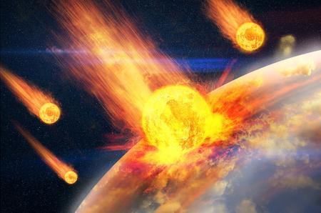 Meteor Yağmuru resim