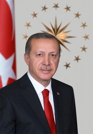 Recep Tayyip Erdoğan Tablosu resim