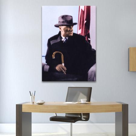Renkli Atatürk resim2