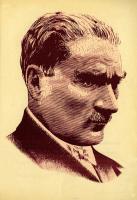 Renkli Atatürk Portresi - ATA-C-991