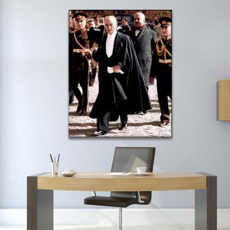 Smokinli Atatürk Tablosu resim2